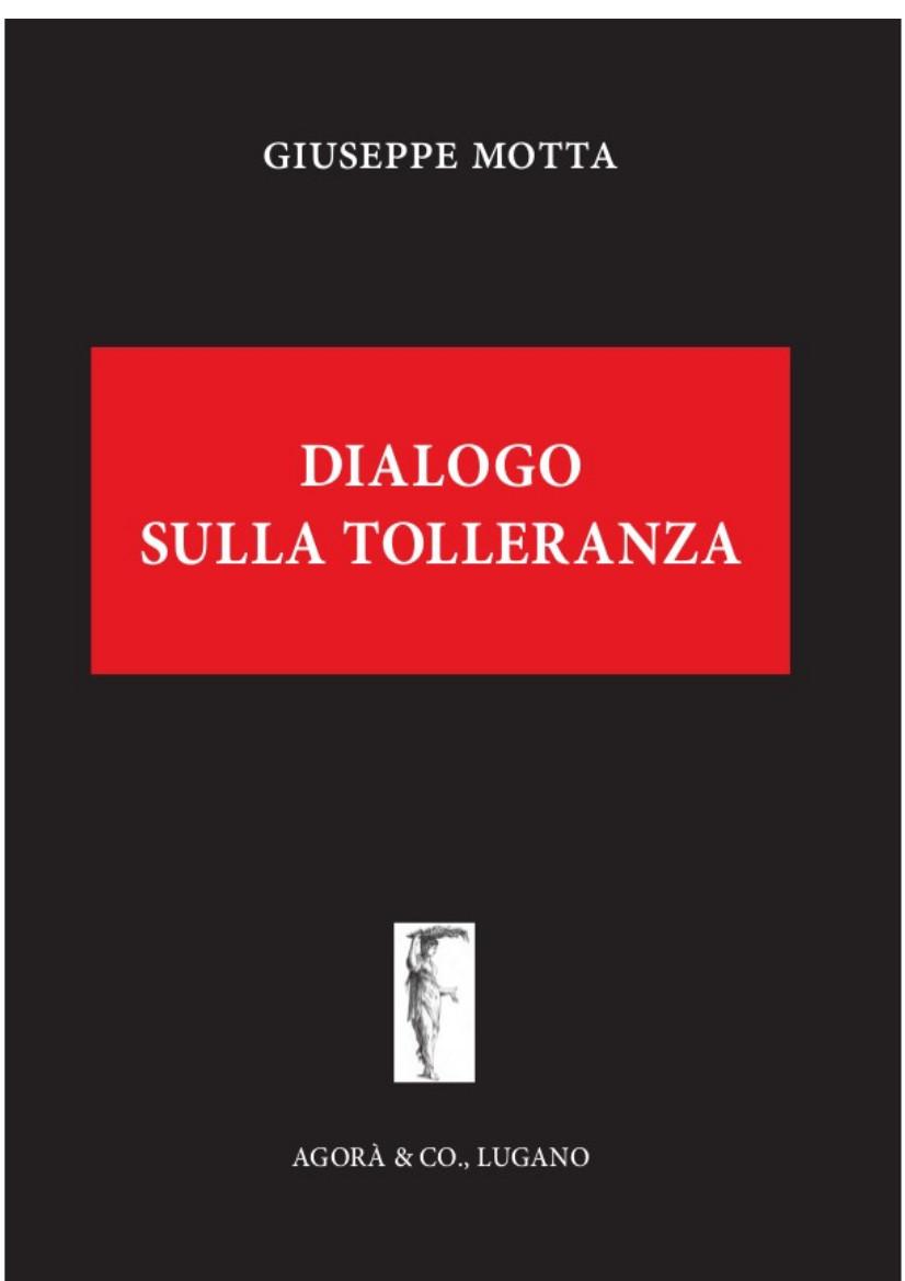 Dialogo sulla tolleranza
